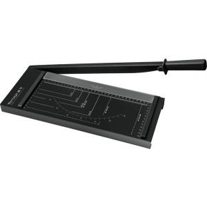 Hebelschneidemaschine Vantage 10, schwarz, Schnittleistung: 6 Blatt