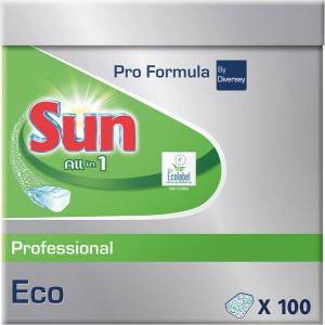 SUN Geschirrspültabs All-in-One ECO