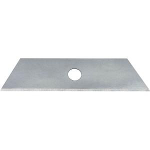 Cutter Ersatzklingen Trapez Maße: 72 x 18 mm