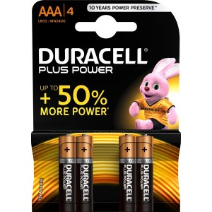 Batterie Micro Plus Power AAA