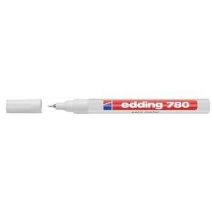 Marker Lack 780 Rund 0,8mm weiß