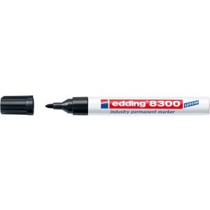 Industry Permanent Marker 8300, schwarz