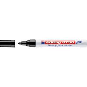 Industry Paint Marker 8750, schwarz