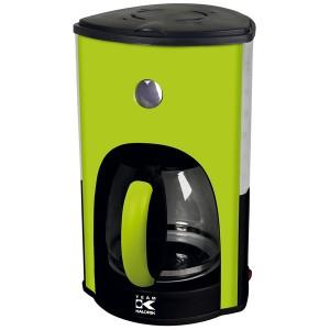 Kaffeeautomat Design apple green 1,8 L Fassungsvermögen, Glaskanne,