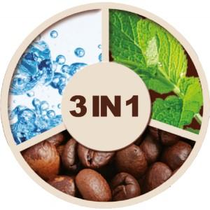 Teeautomat 3 in 1, für Tee, Kaffee und Wasser, 1 Liter, kabellose,