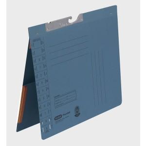 Pendelhefter A4, Amtsheftung, Dehn- tasche, blau, 320 g/qm