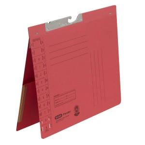 Pendelhefter A4, Amtsheftung, Dehn- tasche, rot, 320 g/qm