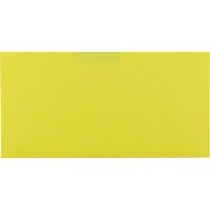 Briefumschlag C5/6 DL HK intensiv-gelb 100g 229x114mm