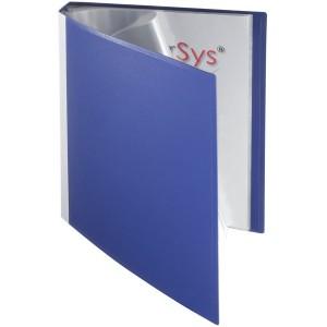 Sichtbuch, 30 Hüllen blau 310 x 240 x 22 mm (HxBxT)