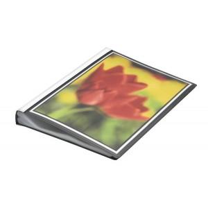 Präsentations-Sichtbuch, 100 Hüllen schwarz 310 x 240 x 45 mm (HxBxT)