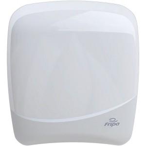System-Handtuchrollenspender Kunst- stoff, weiß, halbautomatischer