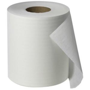 Handtuchrolle 2-lagiges Tissue, 20,3 cm x 140m, hochweiß