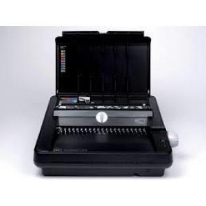 Plastikbindesystem CombBind C450e Stanzleistung 25 Blatt elektrisch