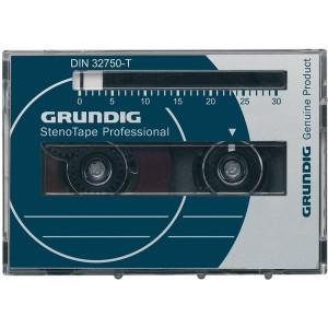 Steno-Kassette 30 1x30 Minuten Aufnahmezubehör