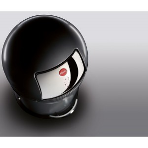 Hailo Großraum-Abfallbox KickMaxx 35 Liter, schwarz