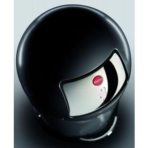 Hailo Großraum-Abfallbox KickMaxx 50 Liter, Stahlblech/schwarz