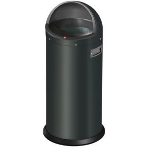 Hailo Großraum-Abfallbox Quick, 50 Liter, schwarz
