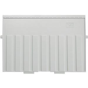 Stützplatten A4 quer Kunststoff gr