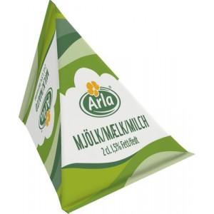 Arla Milch-Portion mit reduziertem Fettanteil 1,5%