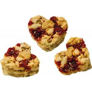 Müsli-Herzen Cranberry 30 Becher à 30 g