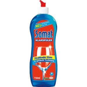 Somat Klarspüler 750ml für Geschirrspülmaschinen