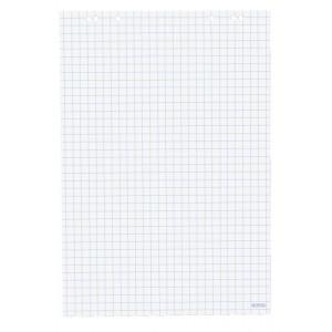 Flipchartblock, 68x99cm, karriert, 20 Blatt, Recycling-Papier, 80g,