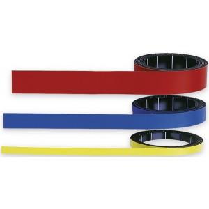 Magnetoflexband 1000x10mm gelb zuschneidbar, beschriftbar
