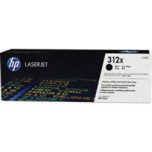 Toner Cartridge 312X schwarz für LaserJet Pro MFP M476dn, MFP M476dw,