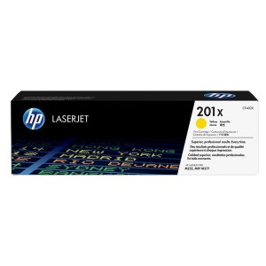 Toner Cartridge 201X, gelb für Color LaserJet Pro200, M252dn,
