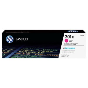 Toner Cartridge 201X, magenta für Color LaserJet Pro200, M252dn,