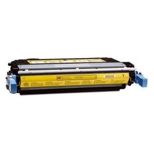 Toner Cartridge 643A gelb für Color LaserJet 4700, 4700N, 4700DN,