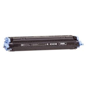 Toner Cartridge 124A schwarz für Color Color LaserJet 1600, 2600n, 2605,