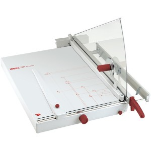 Hebelschneidemaschine 1071 Schnittleistung:40Blatt Schnittlänge:71cm