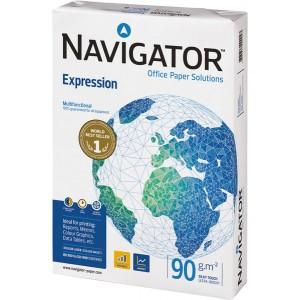Navigator Expression Kopierpapier A4 90g weiß sehr hohe Weiße