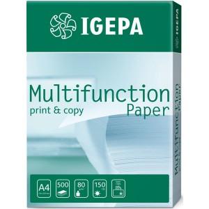 Igepa Multifunktion Paper Kopierpapier A4 80g weiß
