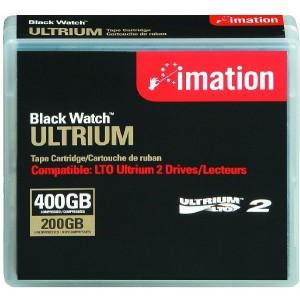 Data Cartridge LTO Ultrium 1, BlackWatch in Plastikbox