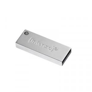 Speicherstick Premium Line USB 3.0, silber, Kapazität 8 GB