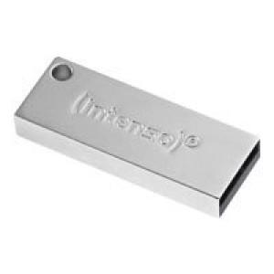 Speicherstick Premium Line USB 3.0, silber, Kapazität 16 GB
