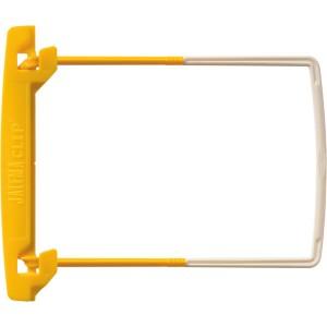 Jalema Clip gelb, 100er Pack