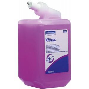Waschlotion Kleenex 1 Liter, rosa für Spender 6948,6955,7173,8973