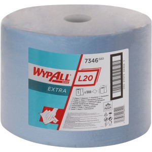 WYPALL L20 EXTRA Wischtücher Rolle 2-lagig