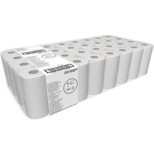 Toilettenpapier 2-lagig weiß, f.Spender 6992,7191