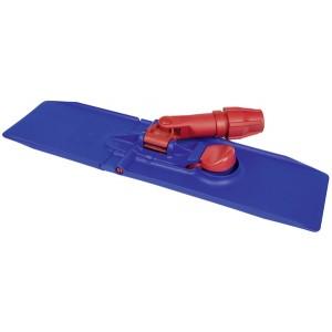 GVS Klapphalter Kunststoff blau 40 cm, mit Stielhalter