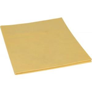 Fenstertuch gelb, 40 x 40 cm waschbar bis 60°