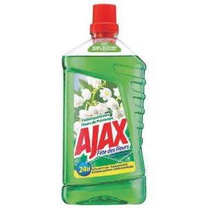 Ajax Allzweckreiniger 1L Aqua frisch
