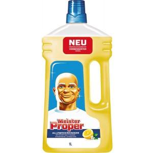 MEISTER PROPER Allzweckreiniger 1L gelb