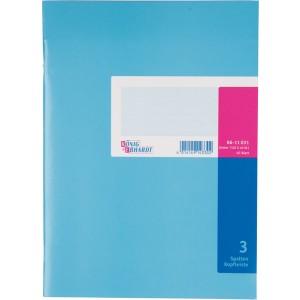 Spaltenbuch A4 4 Spalten 40 Blatt holzfrei, kartoniert