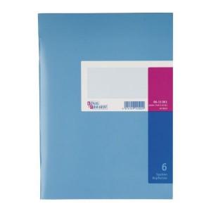 Spaltenbuch A4 6 Spalten 40 Blatt holzfrei, kartoniert