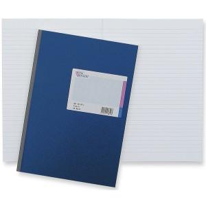 Kladde A4 liniert holzfrei 96 Bl. liniert=blau