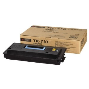 Toner-Kit TK-710 schwarz für FS-9130DN, 9130DN/B, 9130DN/D,